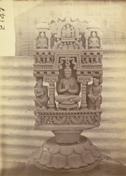 Buddhist sculpture excavated at Lorian Tangai, Peshawar District 10031051